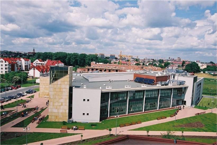 2003 Nowy budynek Zamiejscowego Wydziału Prawa i Administracji w Rzeszowie przy ul. Cegielnianej 14