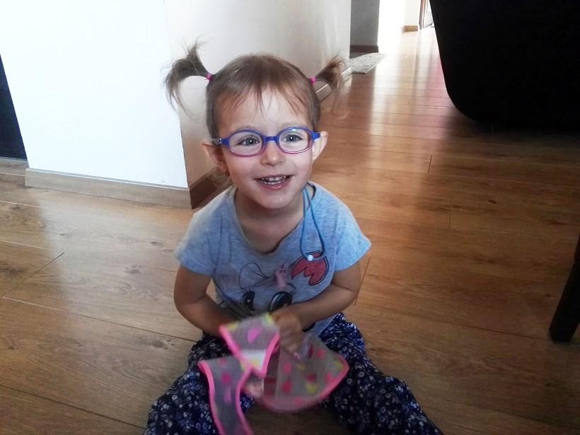 5-letnia Daria z Rzeszowa (fot. archiwum rodziny) - 1