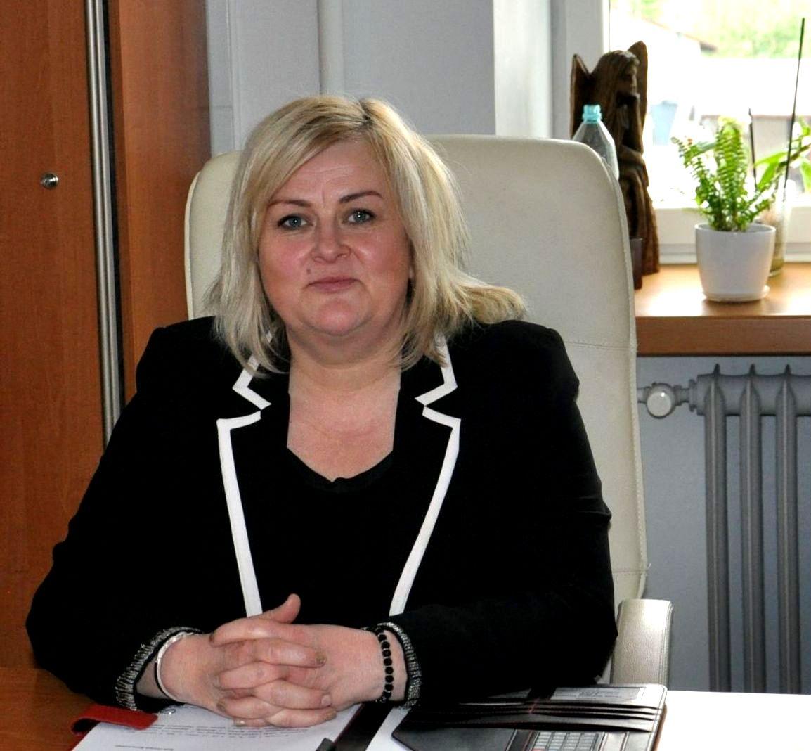 A.Gabrowska, dyrektor PCPR w Rzeszowie