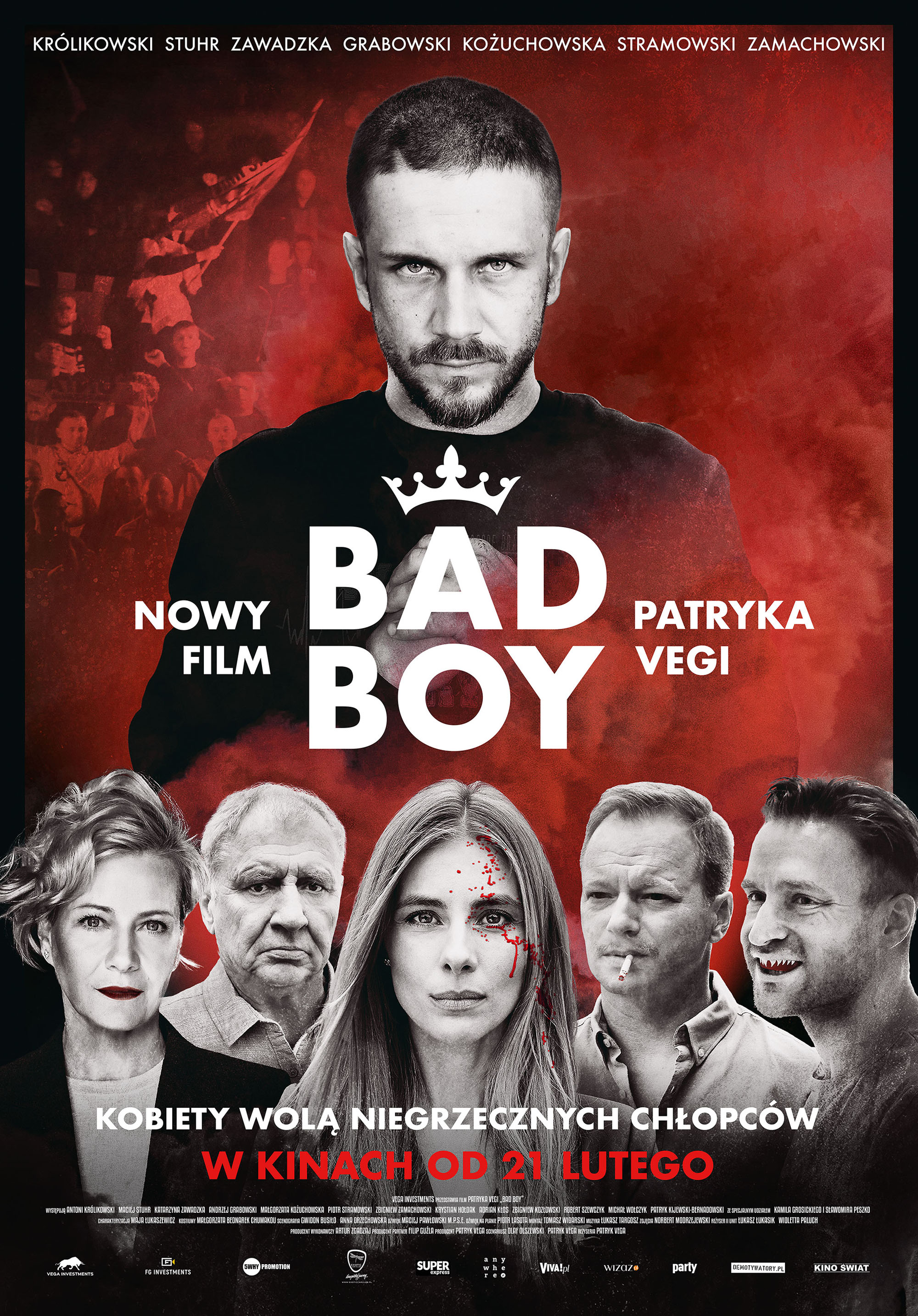 Bad-Boy-Plakat