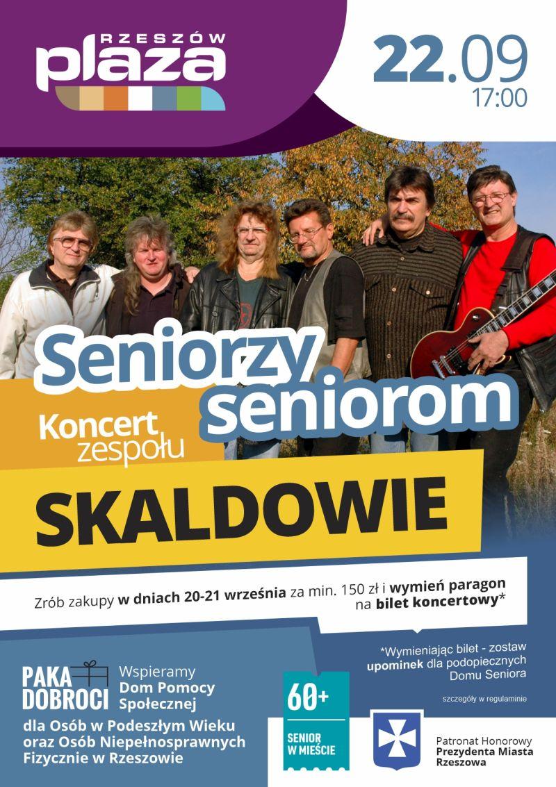 CH Plaza Rzeszow - Skaldowie - Paka Dobroci 1