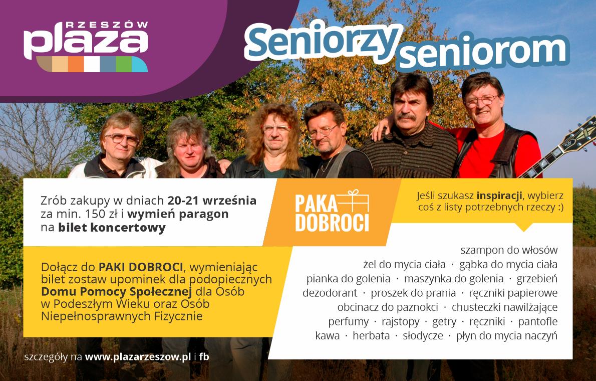 CH Plaza Rzeszow - Skaldowie - Paka Dobroci 2