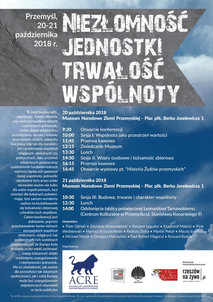 Konferencja_Przemysl - plakat (1)