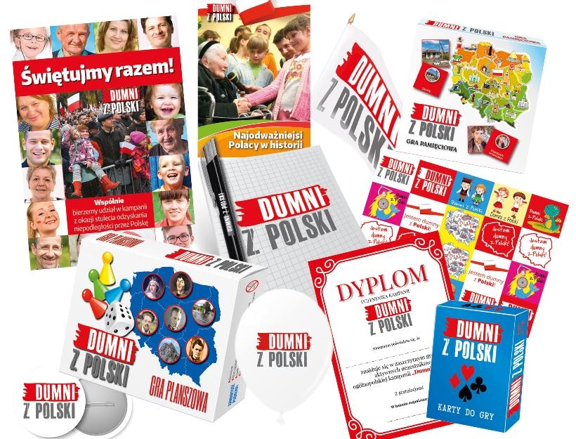 Materialy kampanii Dumni z Polski_1