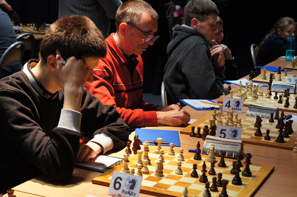 Mistrzostwa Rzeszowa w Szachach (fot. RDK) - 2