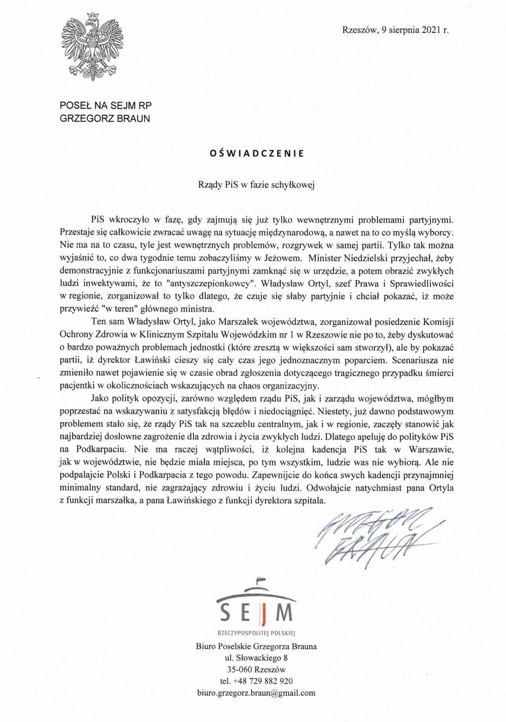 Oświadczenie_9.08.2021-1