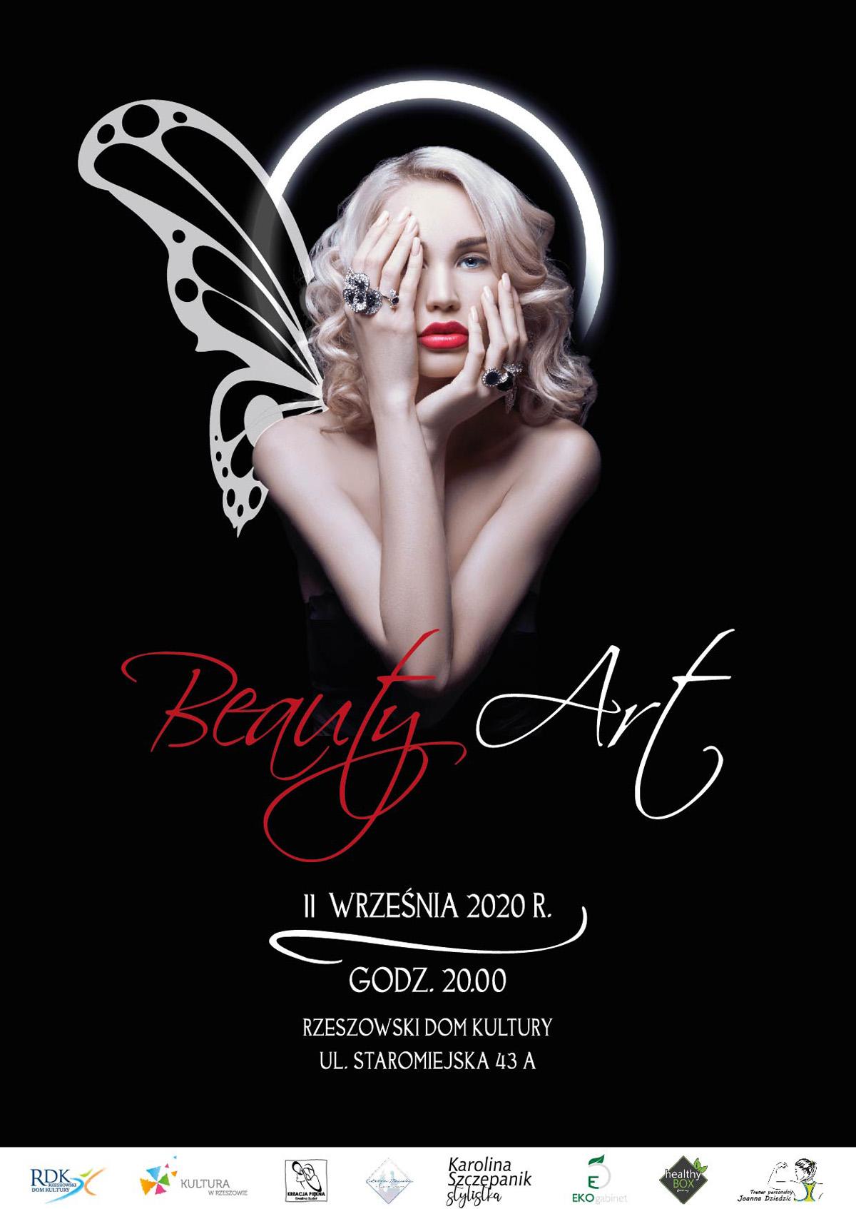 Plakat - Beauty Art