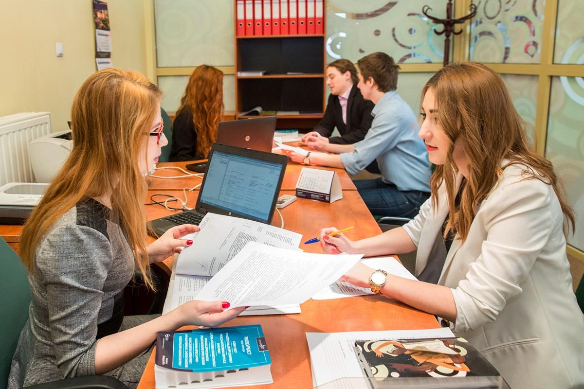 Studenci - WSPiA