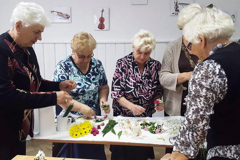 Zdjęcie - Senior z Kulturą (fot. RDK)
