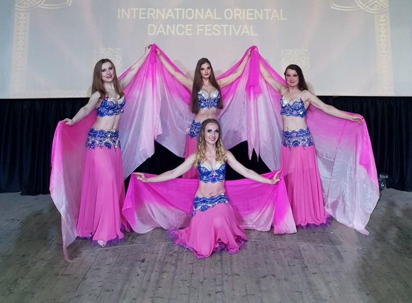 Zespół Tańca Brzucha GUSSEL (fot. RDK) - 3