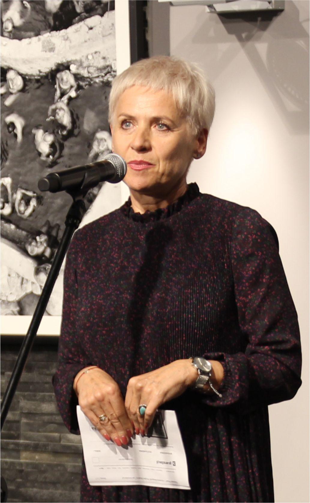 Helena Gołębiowska - dyrektor JDK