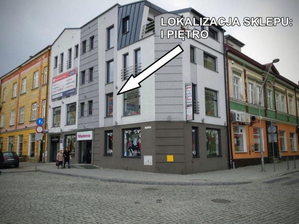 lokalizacja sklepu