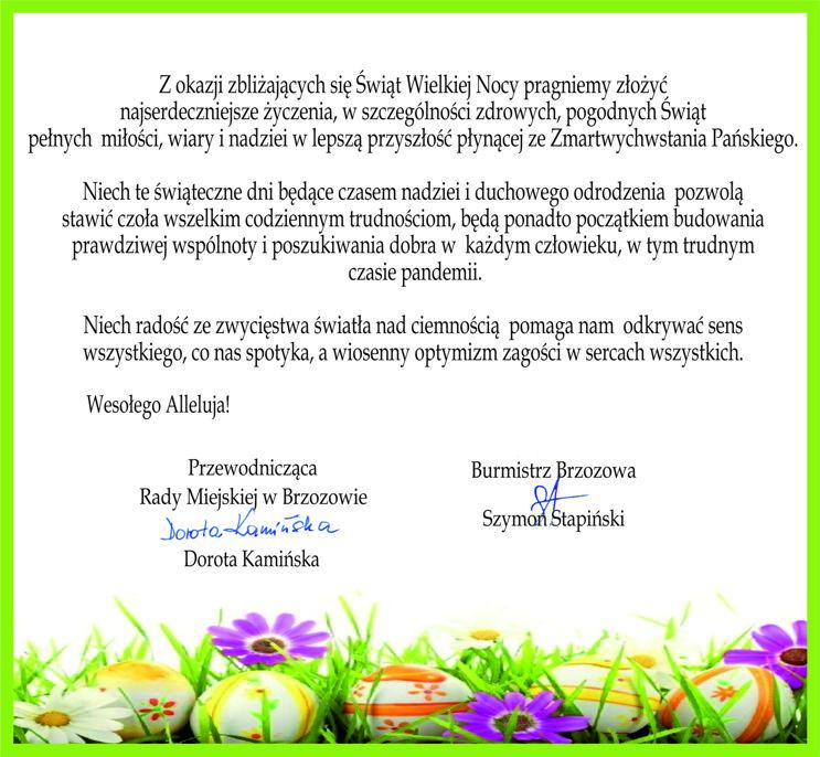 yczenia-Wielkanocne-Burmistrza-Brzozowa
